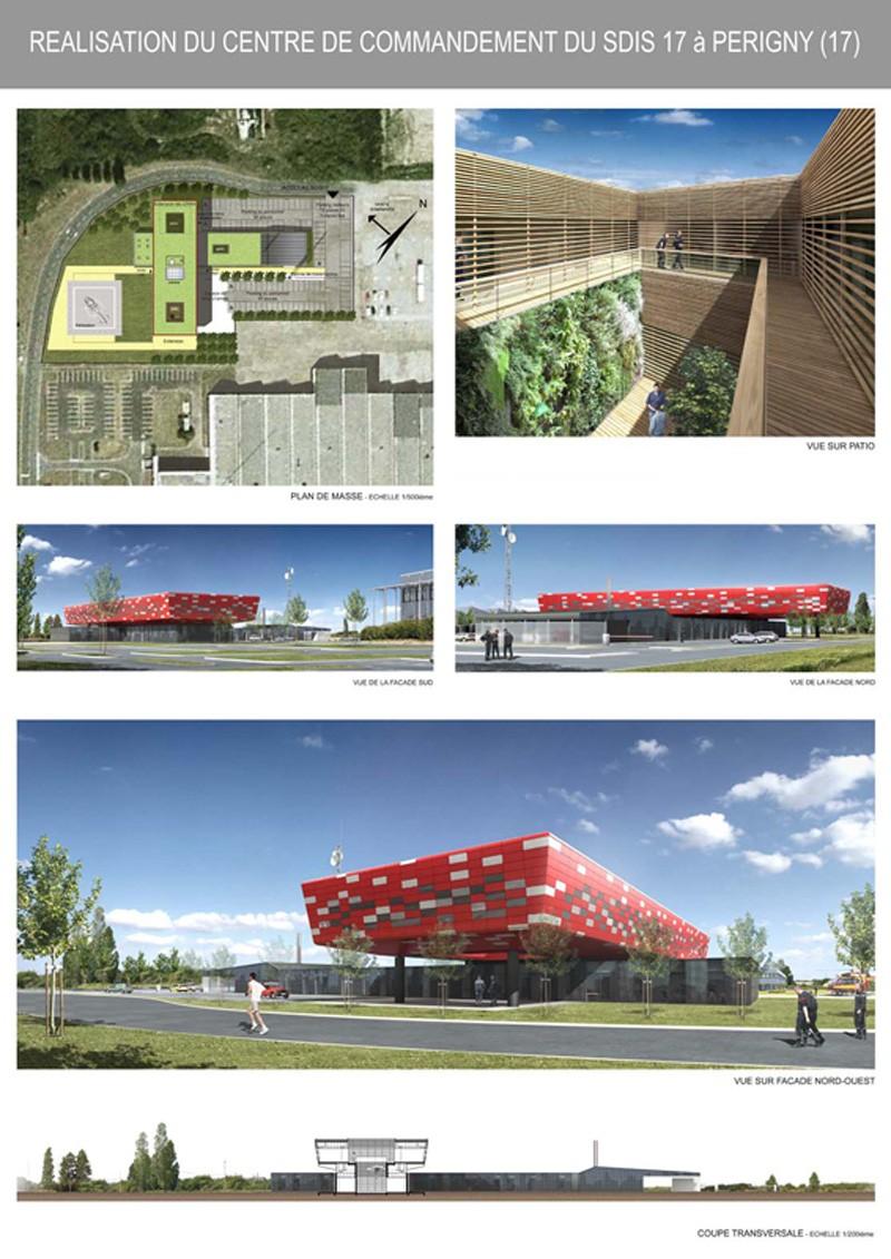 Projet en cours cabinet d 39 architecte s mart la rochelle for Architecture concours