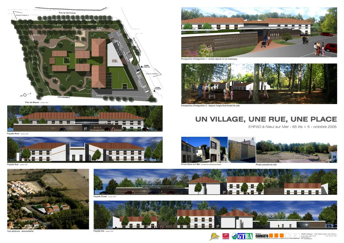 Concours architecture maison de retraite architecte for Architecture maison de retraite
